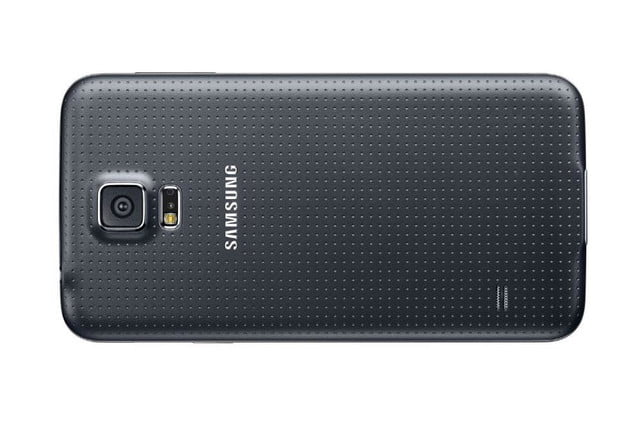 galaxy s5 makes debut samsung unpacked event mwc 2014 black 10