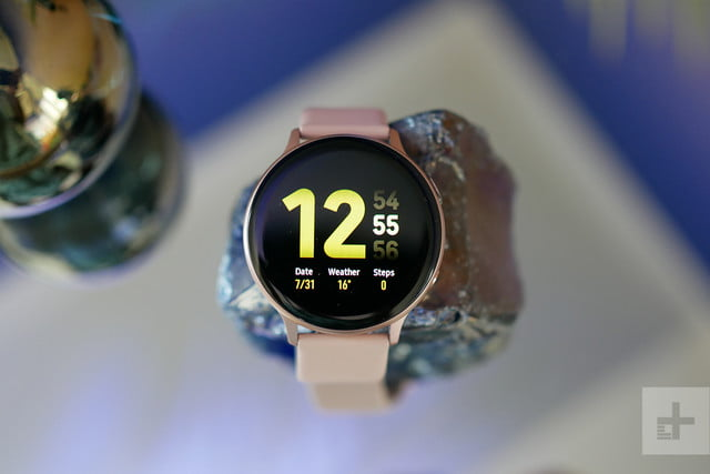 Samsung Galaxy Watch Active 2 Hands-on Review: ECG and LTE | Digital