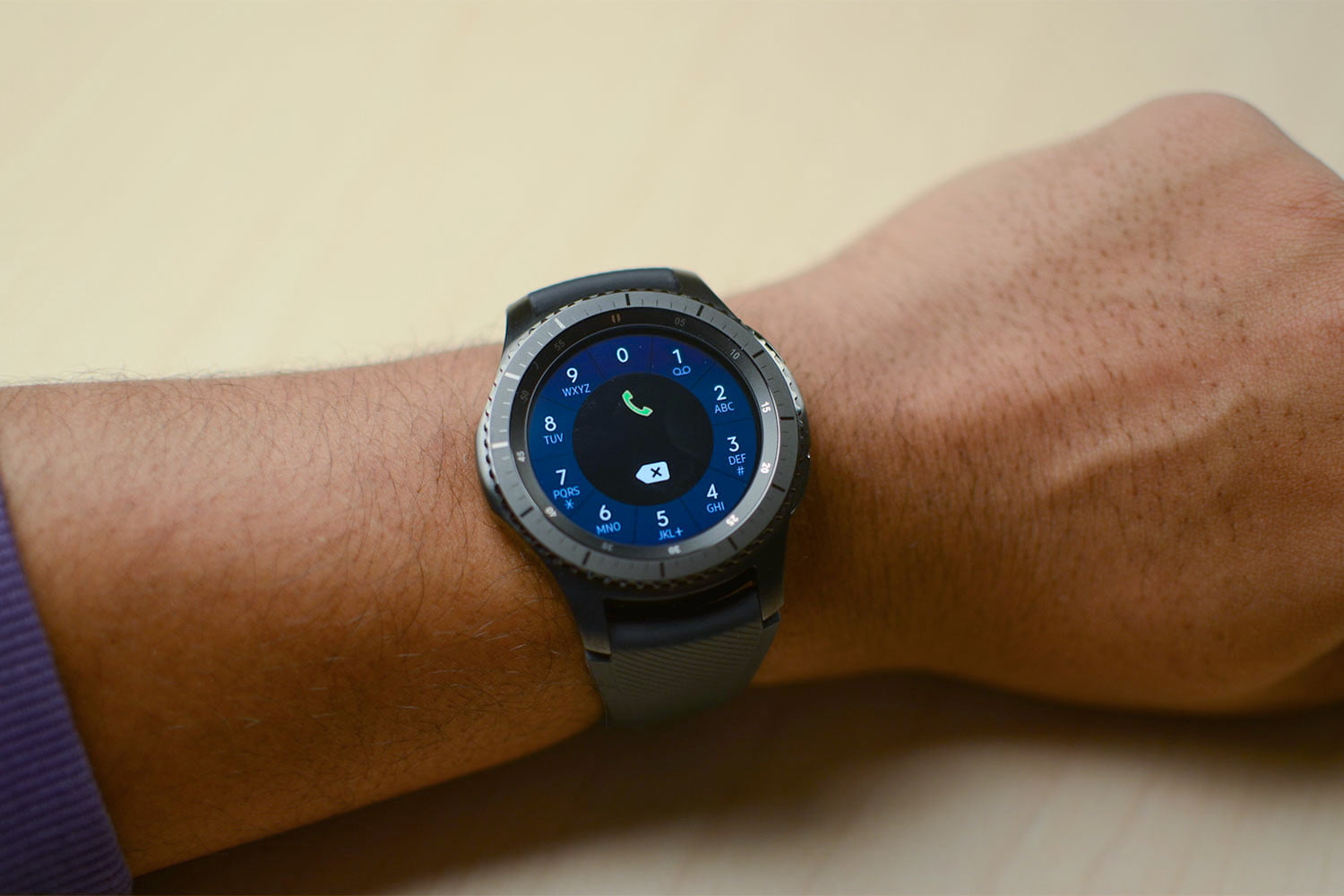Samsung Gear S3 Review: A Great Watch for Android Owners ...