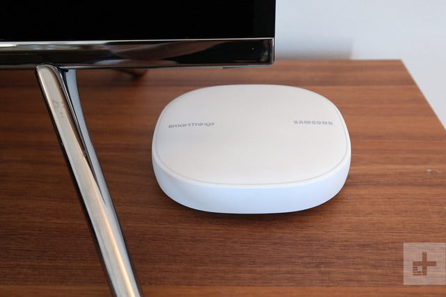 samsung smartthings w-fi front
