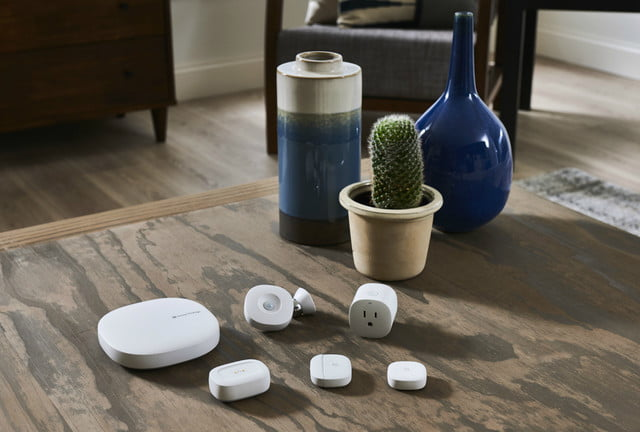 Samsung Debuts Smartthings Wifi A I Based Router Smart