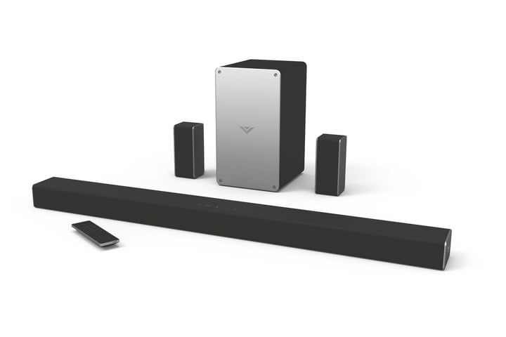 Vizio's 5.1 home theater soundbar system drops down to $200 on Amazon