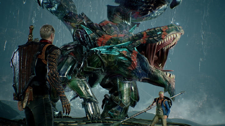 Scalebound could be revived for Switch after Xbox One cancellation