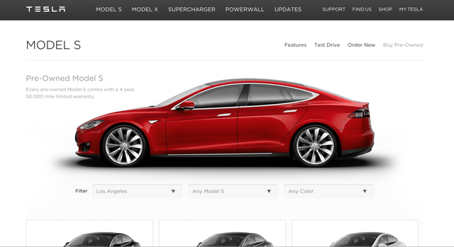 tesla launches pre owned program details prices screen shot 2015 05 04 at 12 45 08 pm