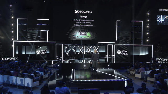 xbox one x announced screen shot 2017 06 11 at 2 20 pm