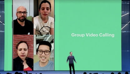 WhatsApp Now Has Group Video Calling Features, and Stickers
