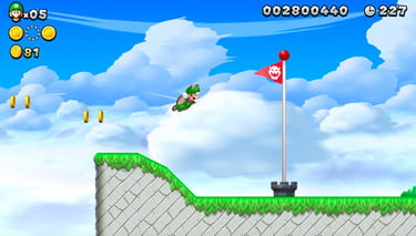 New Super Mario Bros  U Deluxe: All Secret Exits and World Skips