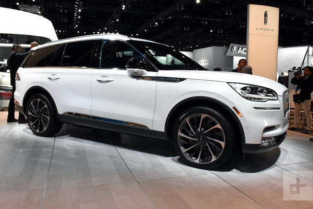 2020 Lincoln Aviator Debuts At 2018 Los Angeles Auto Show