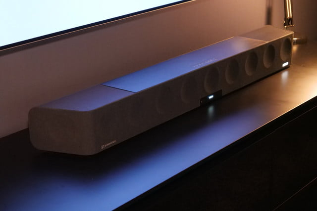 Sennheiser Ambeo 3d Virtual Surround Soundbar At Ifa