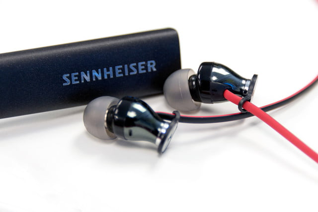 sennheiser hd1 ear wireless headphones logo3