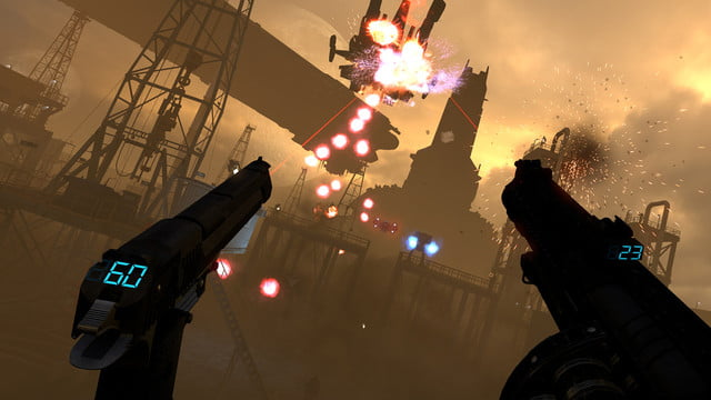 serious sam vr brings frantic fps action to oculus htc vive the last hope 0002