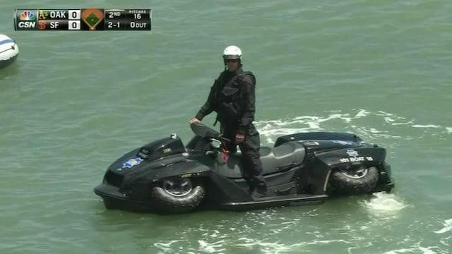 San Francisco Cops Now Police The City With Atvs That