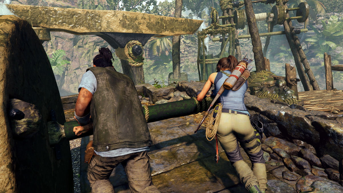 'Shadow of the Tomb Raider' Review | Digital Trends  'Shadow of th...