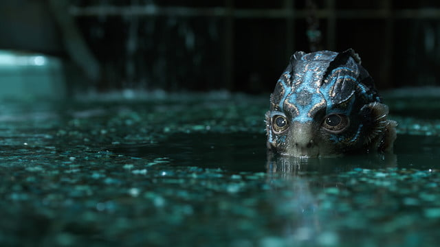Shape of Water FX Screen