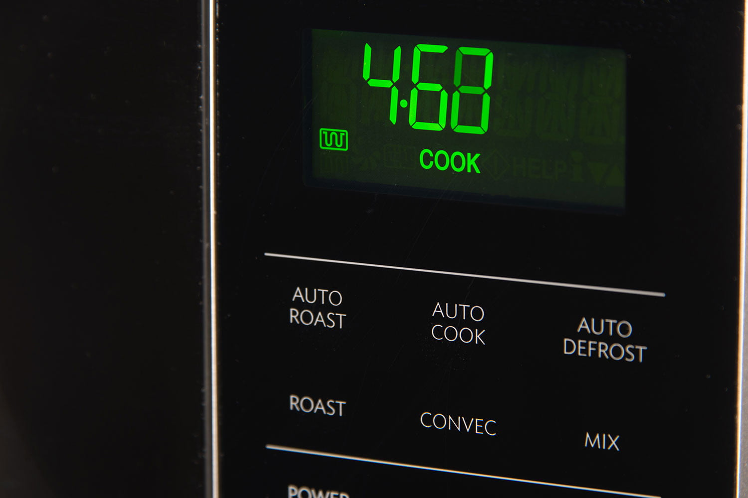 Sharp R 830bs Convection Microwave Oven