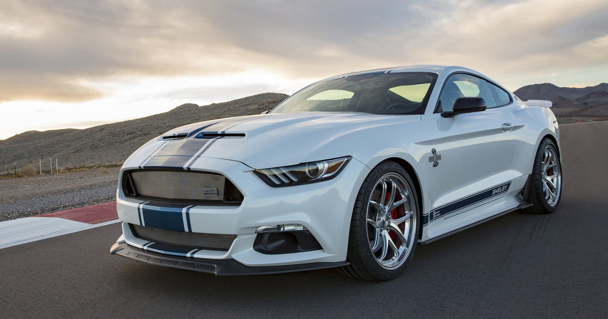 2017 Shelby Super Snake  News Specs Performance Pictures
