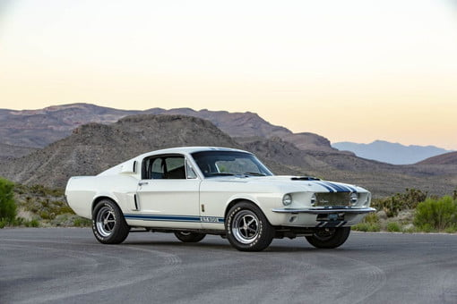 shelby will roll out 10 limited-edition '67 mustang gt500 super