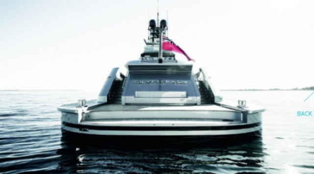 luxury yachts the worlds best super silver fast 2