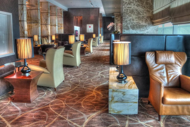 the worlds best airport lounges singapore airlines private room