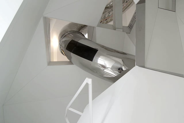 houses with amazing indoor slides skyhouse 005
