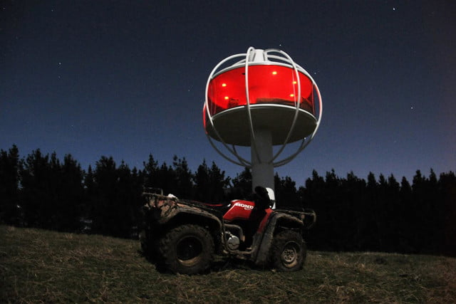 skysphere is a voice controlled man cave 33 feet in the air 5