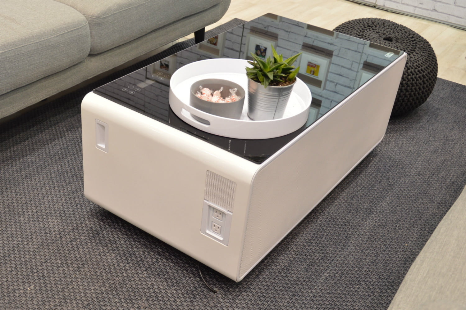 Sobro Coffee Table Has A Refrigerated Drawer And Other High Tech Features |  Digital Trends