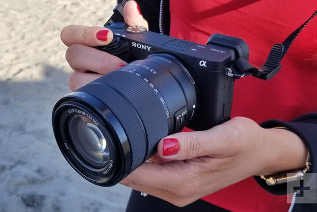 sony a6400 announced hands on 2