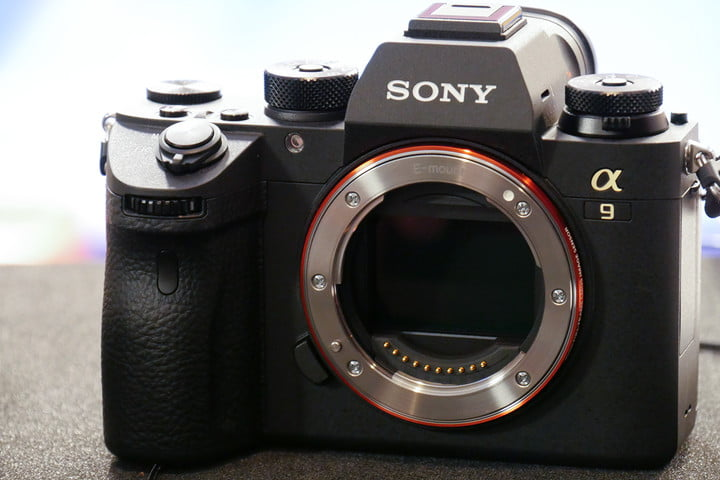 sony a9 full frame camera announced hands on 8