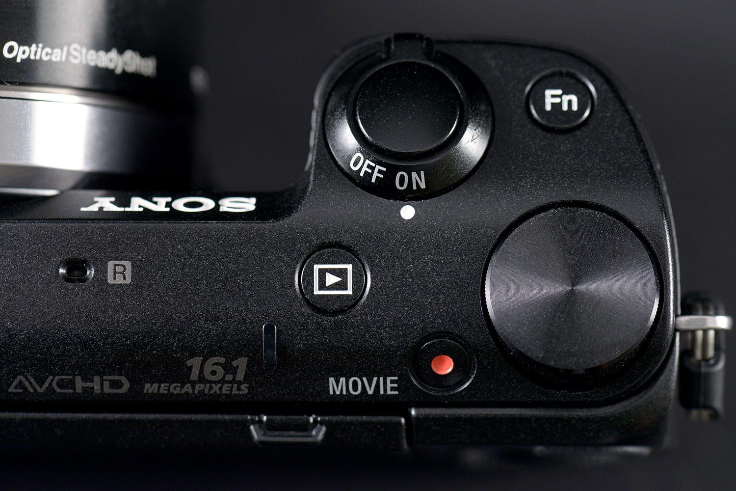 Sony Nex 5t Review Digital Trends Basic Camera Controls Unleashed Top Shutter