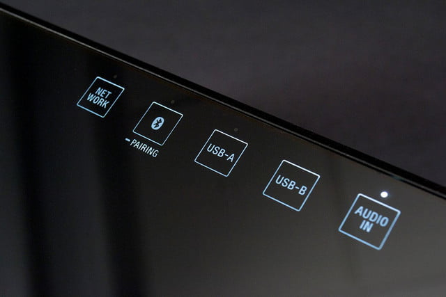Sony SRS X9 buttons
