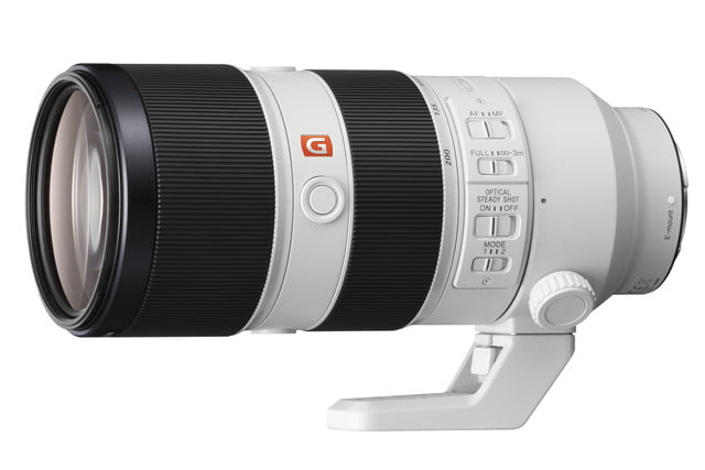 hands on sonys new 50mm zeiss prime and 70 200mm g master zoom sony sel7020gm a