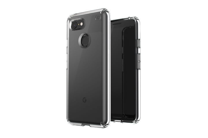 Speck Presidio Clear Case for Pixel 3