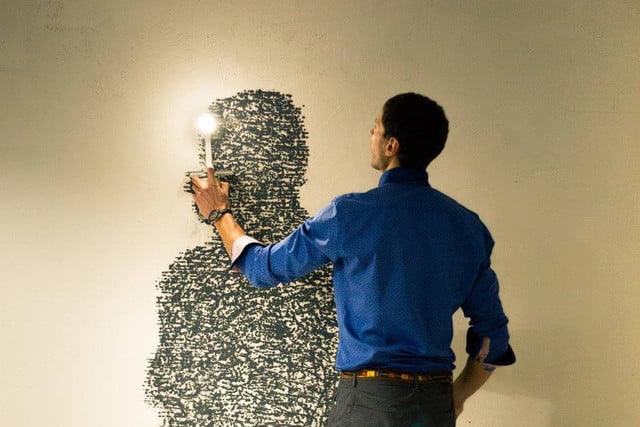 the sprayprinter makes graffiting your wall easy 2