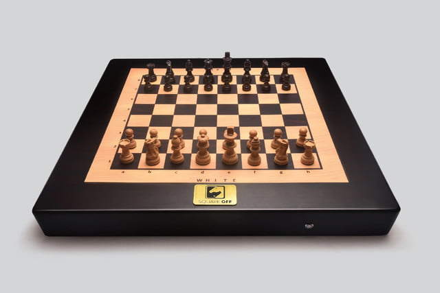 square off chess board the most evolved ever