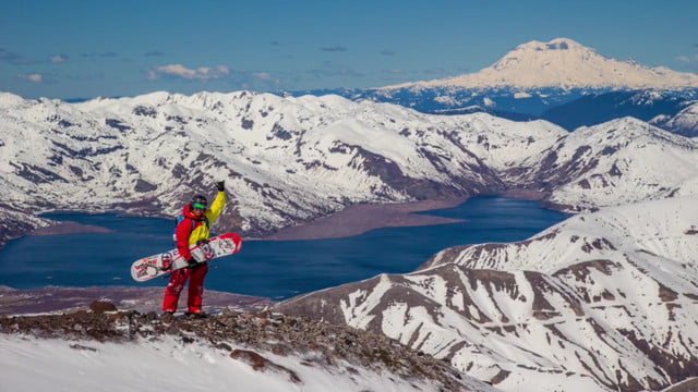 mount st helens record ascent 4
