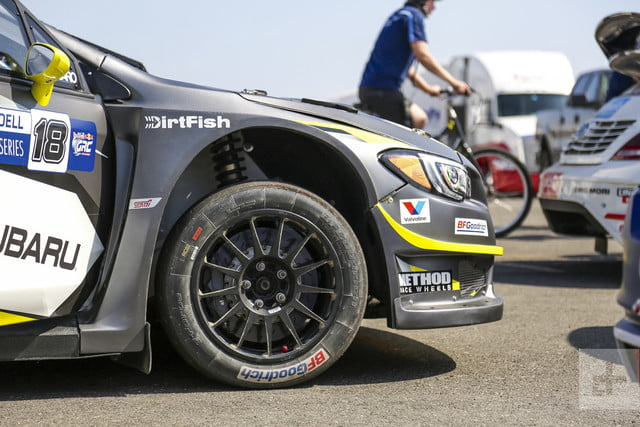 riding in subarus grc race car srtusa interview subaru  s ride along 104