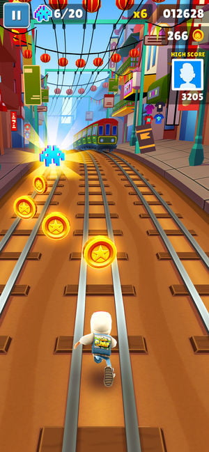 best iphone games subway surfers 1 ios 2