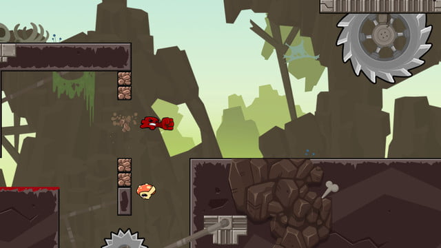 super meat boy forever hands on preview 14997