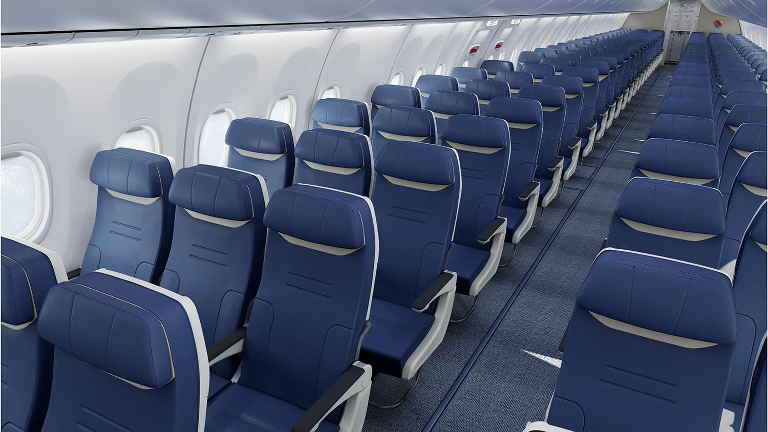 Average Couch Width New Smaller Coach Seat Designs For Planes Digital Trends