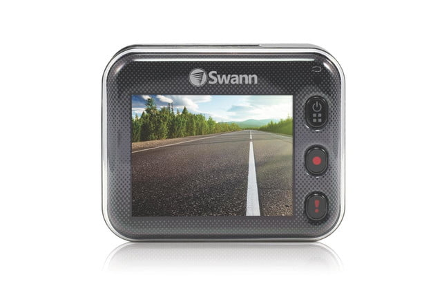 swann driveeye ultra dash cam auto locks up to protect footage in case of crash 2