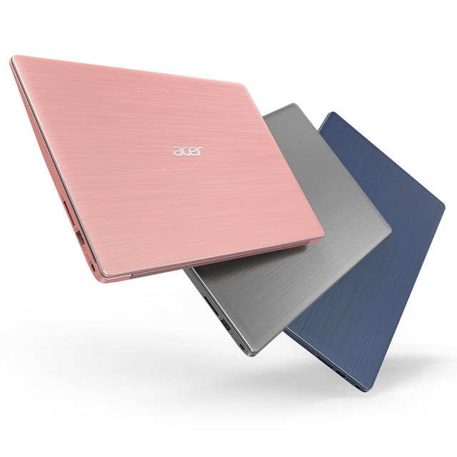 acer introduces new pcs at next event swift 3 colors