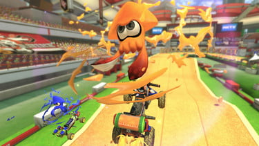 Mario Kart 8 Deluxe' Patch Fixes Online and Balancing Issues