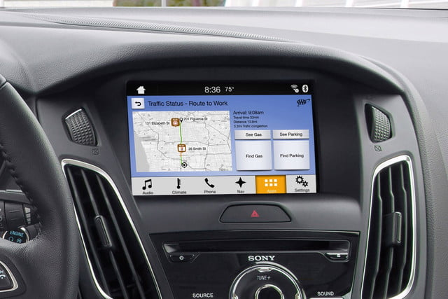 Ford SYNC 3 AAA