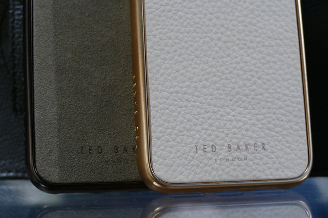 ted baker iphone connected news case bottom