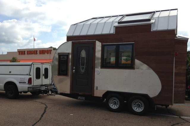 tiny drop home on wheels tend building 0011