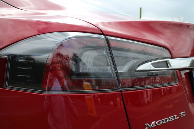 abnormally normal driving the tesla model s p90d 1382