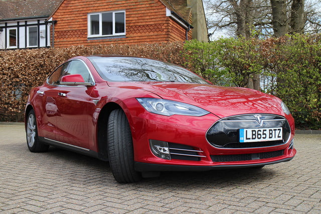 abnormally normal driving the tesla model s p90d 1405