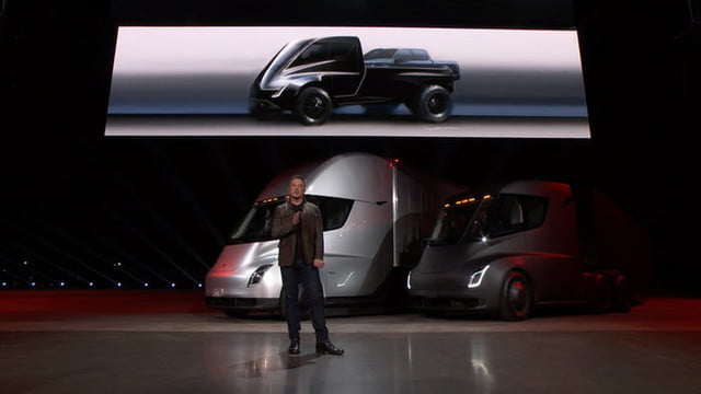Tesla Ceo Elon Musk Described The Concept As A Pickup Truck That Can Carry