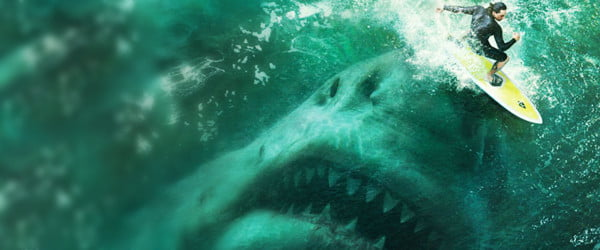 'The Meg' devours the weekend box office to knock off 'Mission: Impossible'