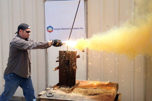 Thermite Test